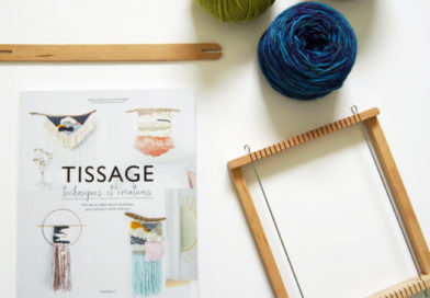 A la découverte du livre Tissage – Techniques et créations