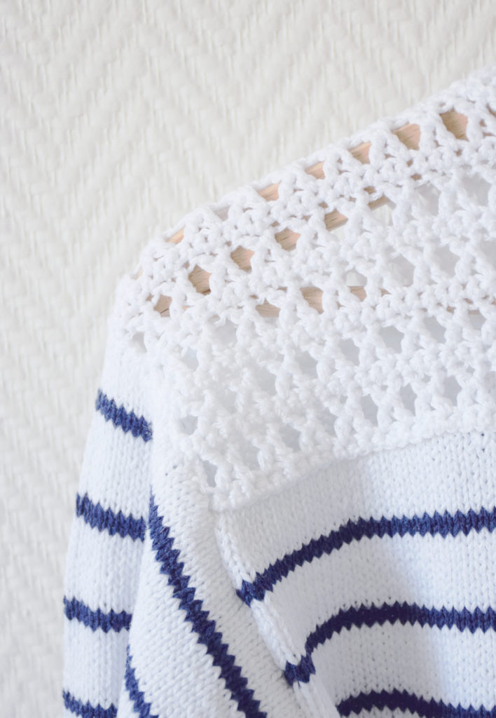 marinière Phildar_crochet