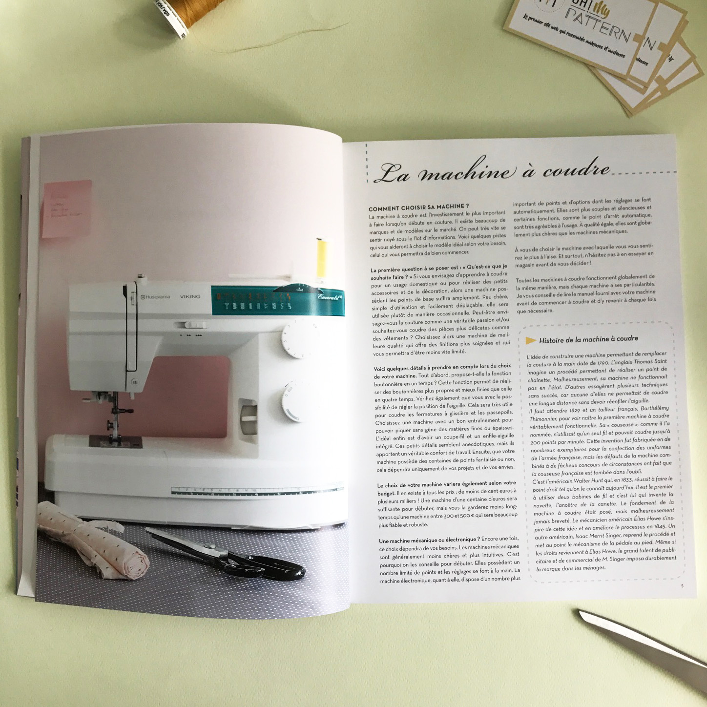 Test livre tout le monde peut coudre de louise oh my pattern - Comment utiliser calgon machine laver ...