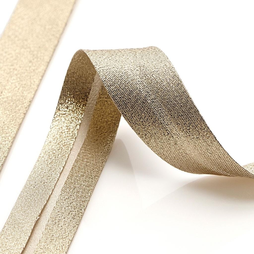 Biais doré Mondial Tissu