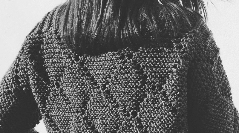 Patron pull tricot Marcelle et clo