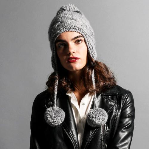 WAK kit bonnet à tricoter