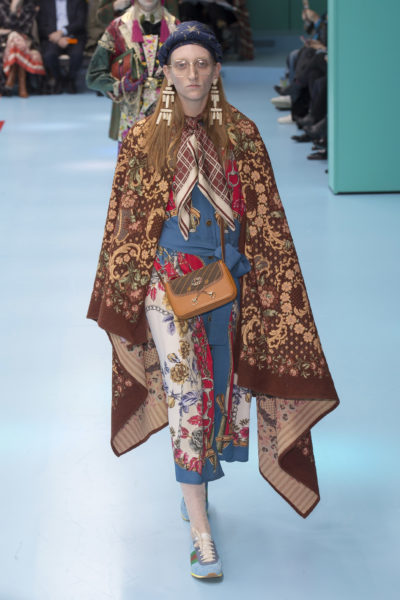 Imprimés foulard Gucci