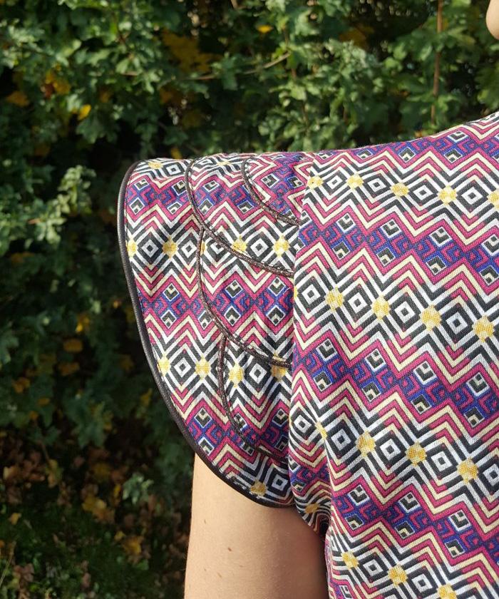 Top coton Anne Charlotte